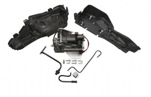 Air Suspension Compressor - Range Rover Sport and Discovery 3 - AMK  -LR045251